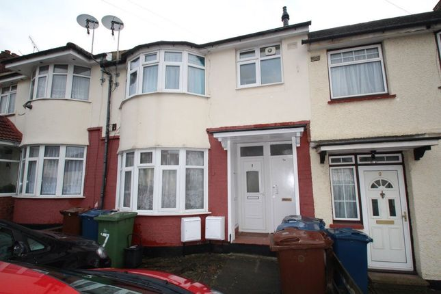 Thumbnail Flat to rent in Abercorn Crescent, South Harrow, Harrow