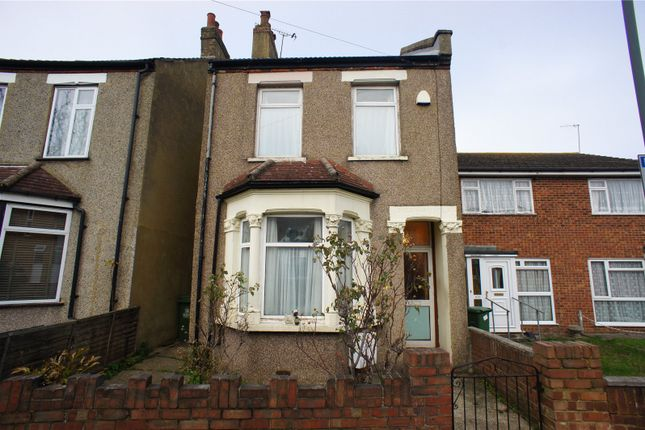 Thumbnail Detached house for sale in Sydney Road, Abbey Wood, London
