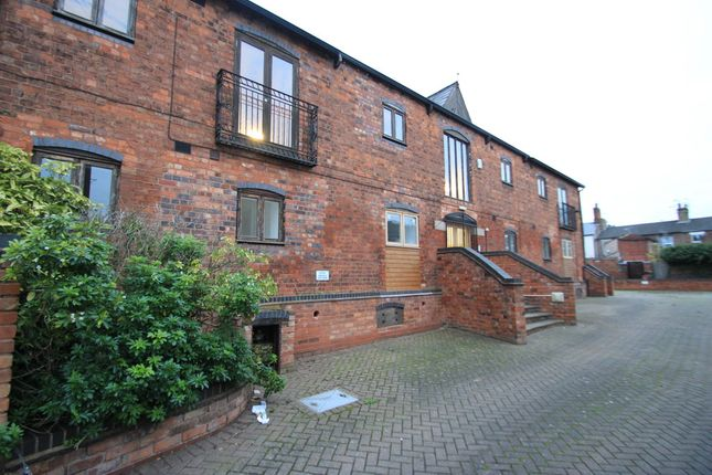 Thumbnail Flat to rent in Telegraph Street, Stafford, Stafforshire