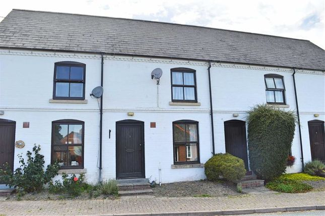Thumbnail Terraced house for sale in 3, Maldwyn Way, Montgomery, Powys