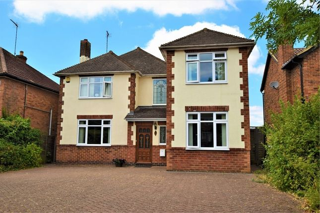 Thumbnail Detached house for sale in Kettering Road, Abington, Northampton