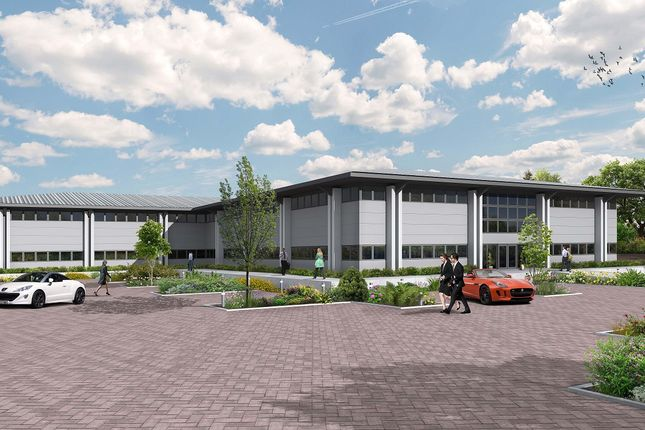 Thumbnail Business park to let in London Road, Newbury