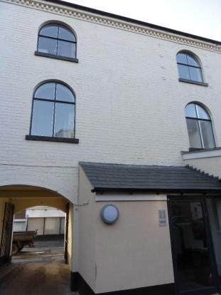 Thumbnail Block of flats to rent in Worcester Street, Kidderminster