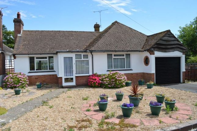 Thumbnail Bungalow to rent in Campbell Crescent, Waterlooville