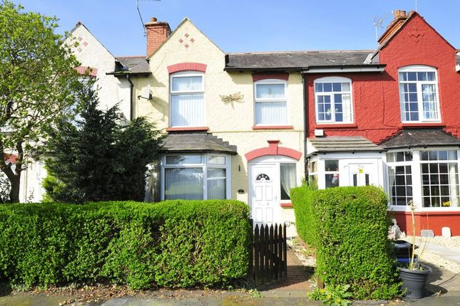 Thumbnail Terraced house for sale in Ash Street, Highley, Bridgnorth