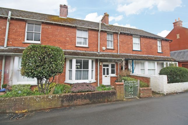 Thumbnail Terraced house for sale in Parkfield Road, Topsham, Exeter