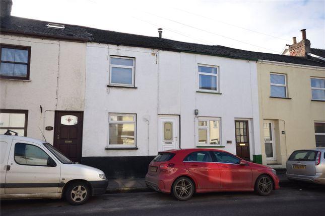 Thumbnail Terraced house for sale in New Street, Torrington