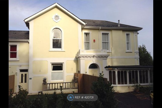 Thumbnail Terraced house to rent in Chelston Road, Torquay