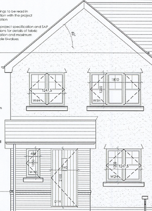 Thumbnail Terraced house for sale in 1, Cae Eithin
