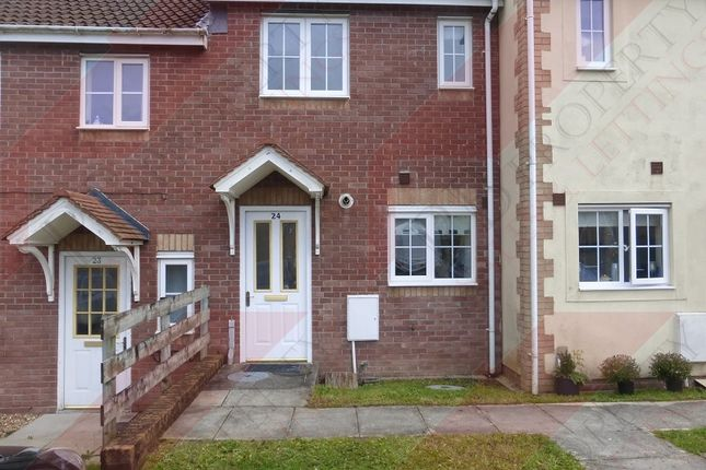 Thumbnail Terraced house to rent in Ffordd Melyn Mair, Llansamlet, Swansea