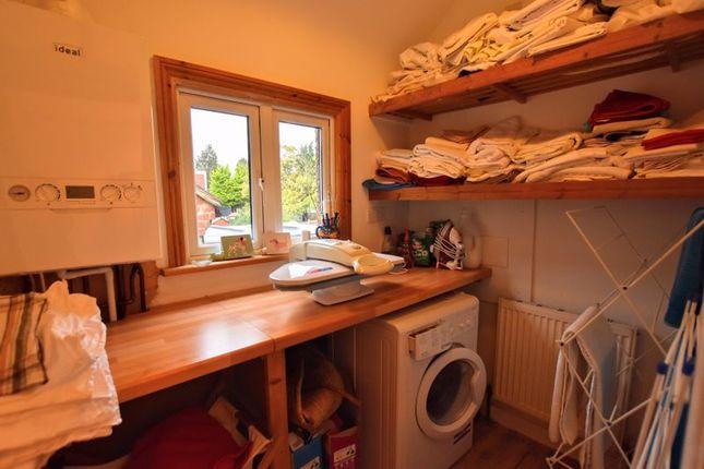 Laundry Room of Leon Avenue, Bletchley, Milton Keynes MK2