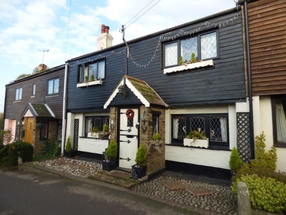 Thumbnail Terraced house for sale in Hall Road, Wickford, Essex