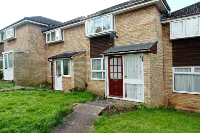 Thumbnail Terraced house for sale in Whitsundale Close, Finedon, Wellingborough
