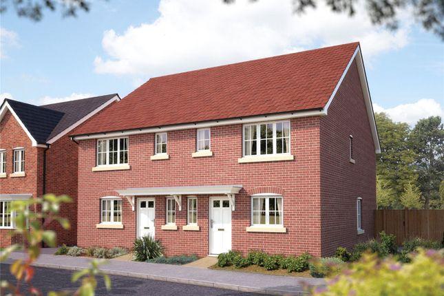 Thumbnail Terraced house for sale in Hatchwood Mill, Sindlesham, Wokingham, Berkshire