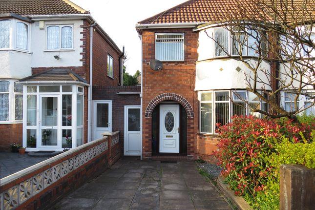 Thumbnail Semi-detached house for sale in Calshot Road, Great Barr, Birmingham