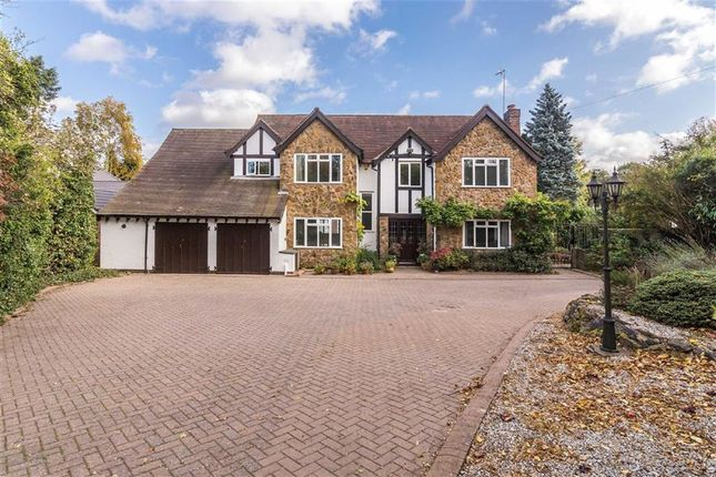 Thumbnail Detached house for sale in Gibbet Hill Road, Gibbet Hill, Coventry