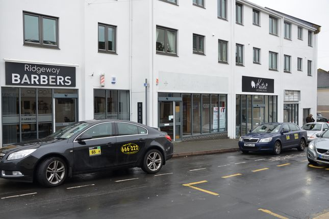 Thumbnail Retail premises for sale in The Ridgeway, Plymouth