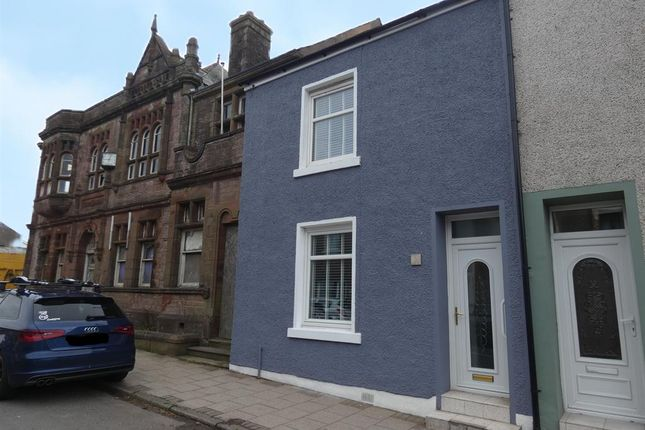 3 bed end terrace house for sale in Main Street, Frizington CA26