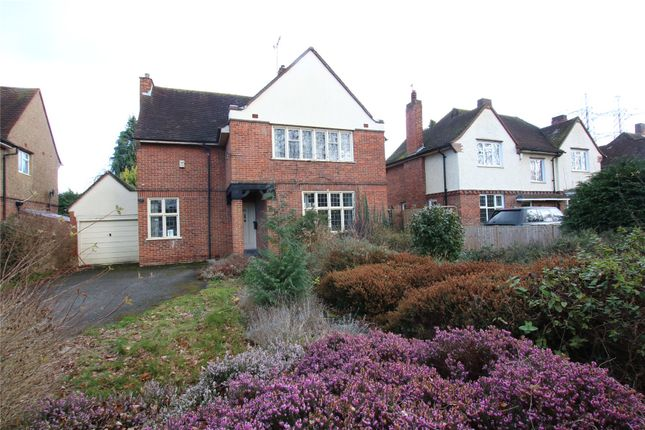 Thumbnail Detached house for sale in New Haw, Surrey