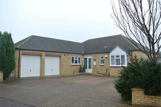 Thumbnail Detached bungalow for sale in 11 Ousemere Close, Billingborough, Sleaford, Lincolnshire