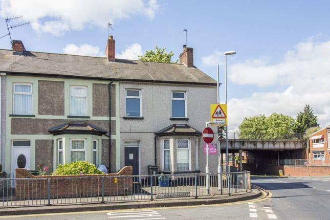 Thumbnail Terraced house for sale in Archibald Street, Newport