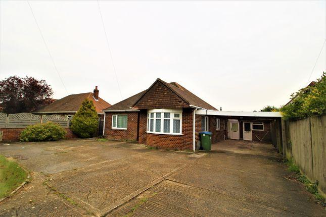 Thumbnail Detached bungalow to rent in Brook Lane, Warsash, Southampton, Hampshire