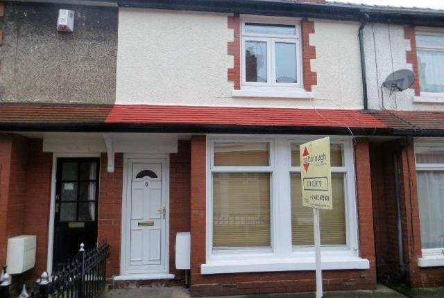 Thumbnail Terraced house to rent in The Avenue, Crescent Street, Cottingham