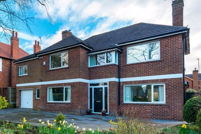 Thumbnail Detached house for sale in Swanpool Lane, Aughton, Ormskirk