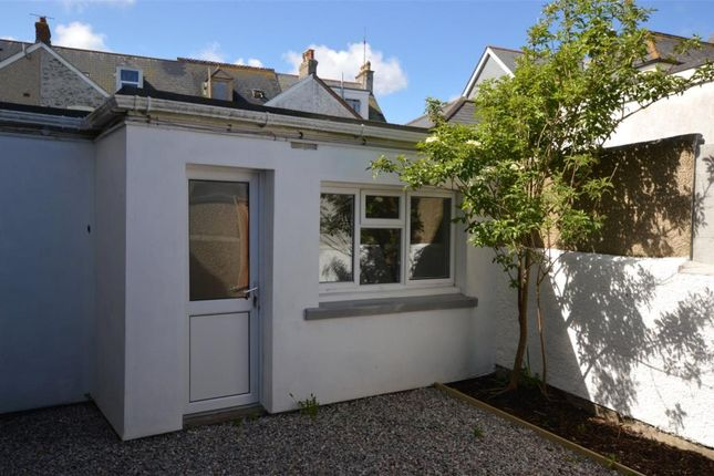 Thumbnail Flat for sale in Higher Tower Road, Newquay, Cornwall