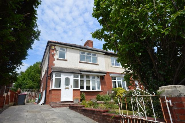 Thumbnail Semi-detached house to rent in Boothsbank Avenue, Worsley, Manchester