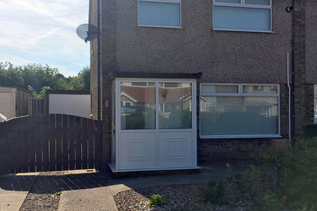 Thumbnail Semi-detached house to rent in Churchill Avenue, Burstwick, Hull, East Riding Of Yorkshire