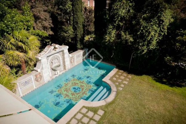 Thumbnail Villa for sale in Spain, Madrid, Puerta De Hierro, Mad9803