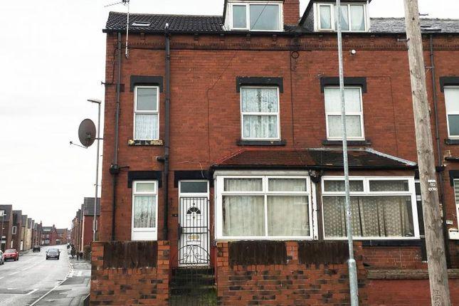 Thumbnail End terrace house for sale in Skelton Avenue, Leeds