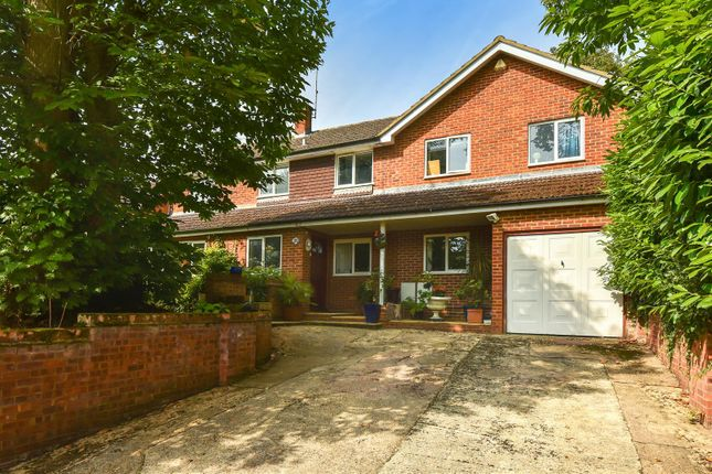 Thumbnail Detached house for sale in Harts Leap Road, Sandhurst, Berkshire, 8Ew.
