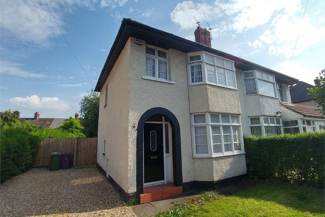 Thumbnail Semi-detached house for sale in Thingwall Road, Wavertree, Liverpool, Merseyside