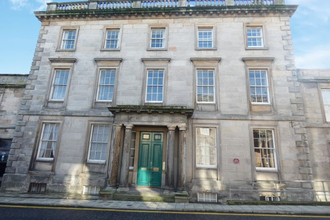 Front View of Fife House, Low Street, Banff, Aberdeenshire AB45