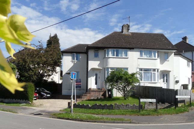 Thumbnail Semi-detached house to rent in Montagu Road, Botley, Oxford