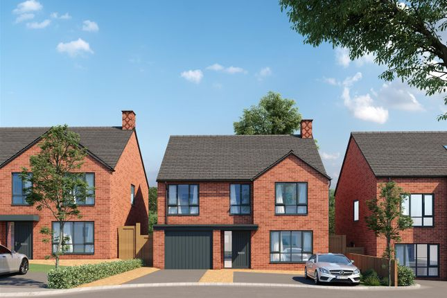 Thumbnail Property for sale in Rowan Place, Pears Close, Kenilworth