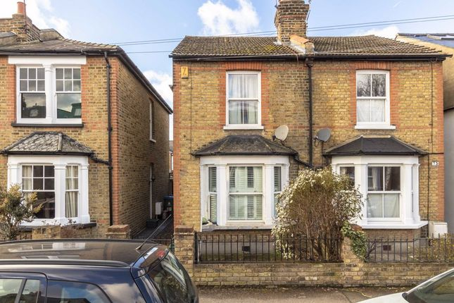 Semi-detached house for sale in Clifton Place, Clifton Road, Kingston Upon Thames
