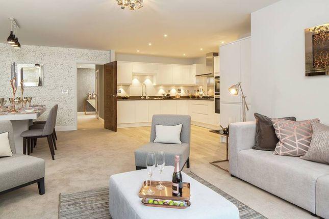 "Thumbnail Flat for sale in ""The Ellis - Aria Apartments - Second Floor"" at Hobson Avenue, Trumpington, Cambridge"