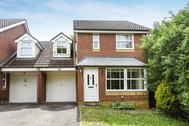 Thumbnail Semi-detached house to rent in Temple Park, Binfield