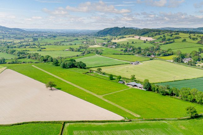 Thumbnail Land for sale in Pool Quay, Welshpool, Wales