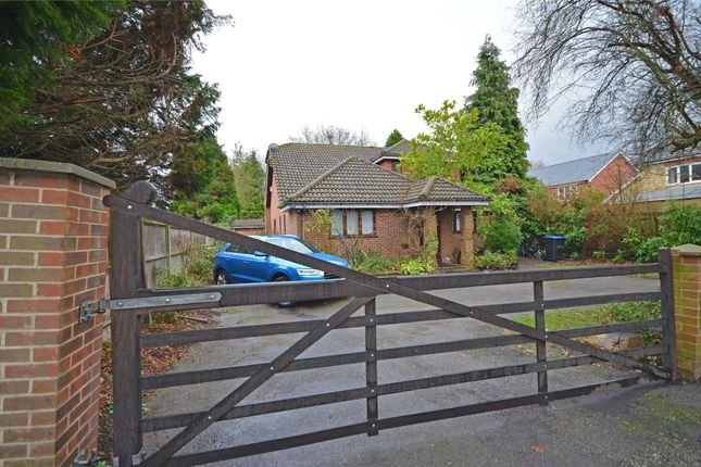 Thumbnail Detached house for sale in Linsford Lane, Mytchett, Camberley, Surrey