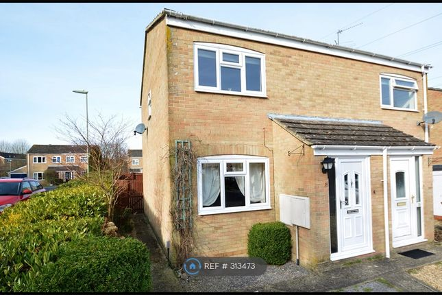 Thumbnail Semi-detached house to rent in Lawrence Close, Hampshire