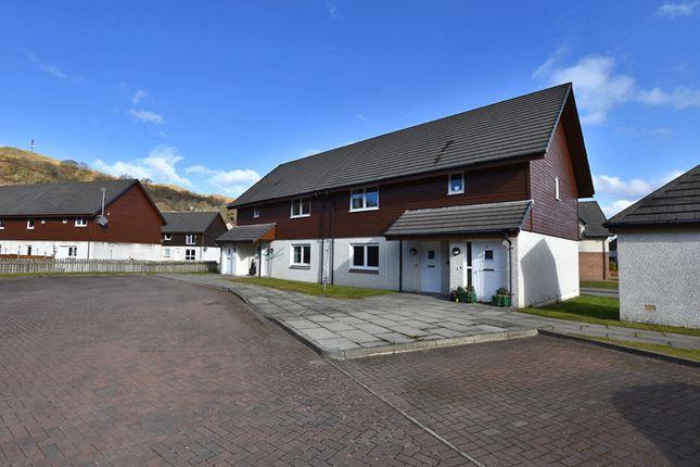 Thumbnail Flat for sale in Glenshellach, Oban