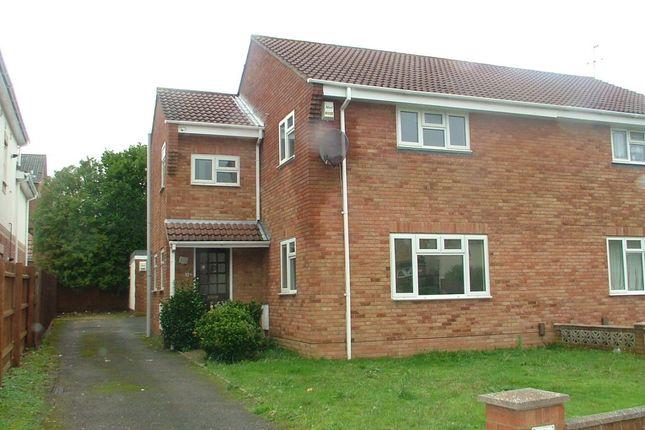 Thumbnail Semi-detached house to rent in Kilmarnock Road, Winton, Bournemouth