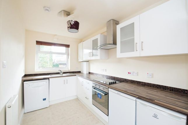 Thumbnail Flat to rent in Stables Way, London