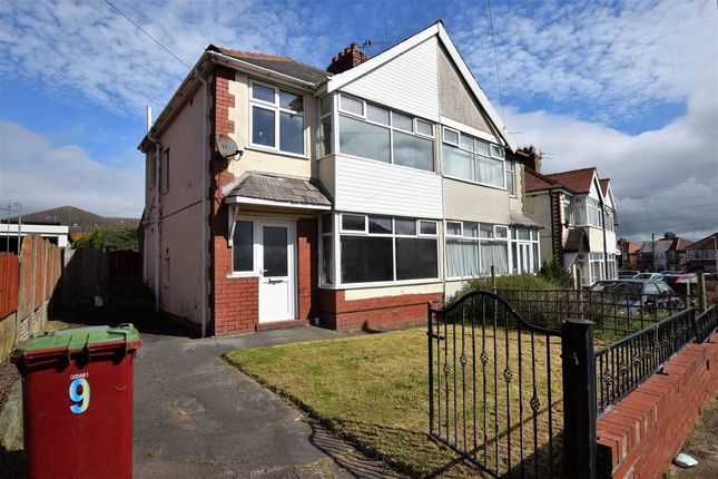 Thumbnail Property to rent in Buckley Crescent, Little Bispham, Thornton Cleveleys