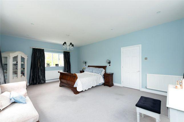 Master Suite of Pickmere Lane, Pickmere, Knutsford, Cheshire WA16