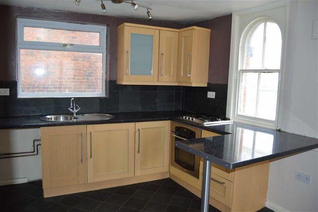 Thumbnail Flat to rent in Derby Street, Leek, Leek
